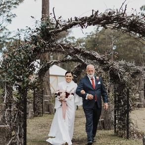 Tegan and Jason | The Woods Farm | HIRE A BRIDESMAID