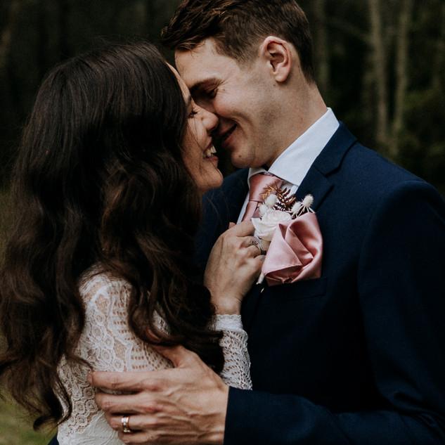 Nicole and James   Brighton-Le-Sands   HIRE A BRIDESMAID