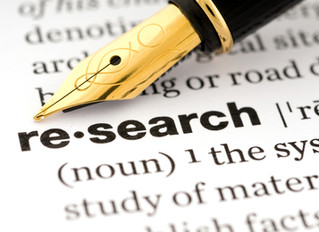 Lisa's 6 Rules of Research