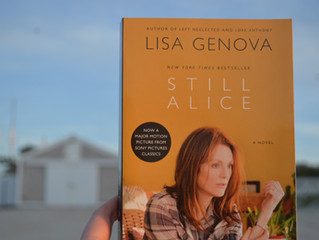 Still Alice Discussion Guide for Readers living with Early Onset and/or Early Stage Alzheimer's