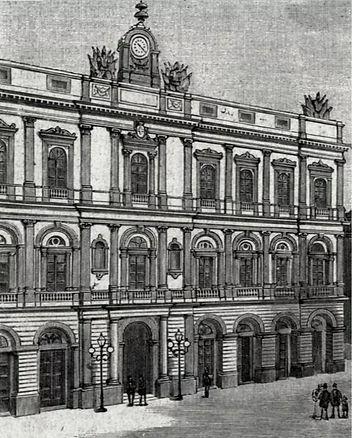 Il palazzo municipale di Caltagirone - C