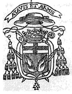 1 Armoiries_de_Mgr_d'Osmond,_évêque_de_N