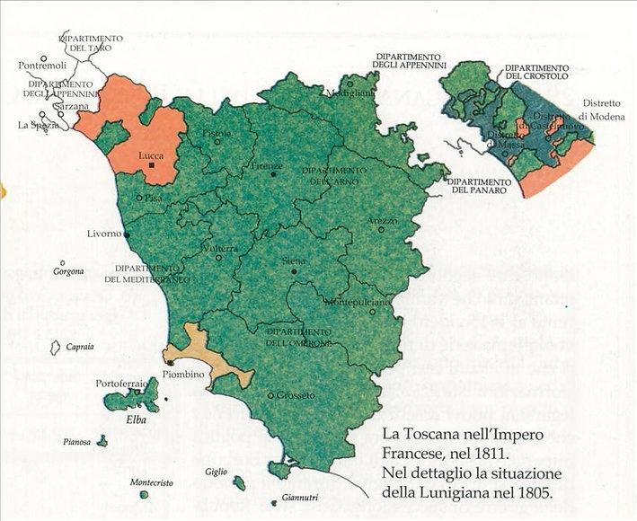 la nave 11-Carta_8_La_Toscana_nel_1811_A