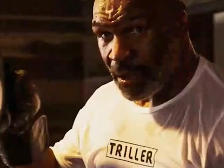 Mike Tyson's Comeback Is Official