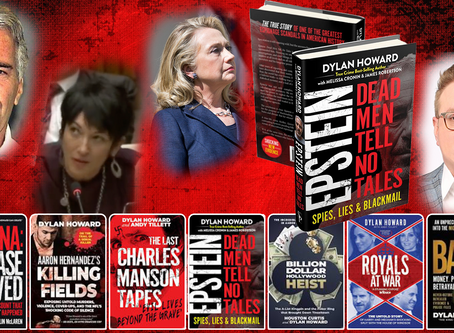 Dylan Howard Books