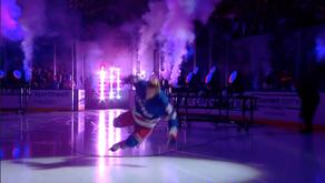 Rangers Take Down Jets, Camera Guy Takes Down Lias Anderson