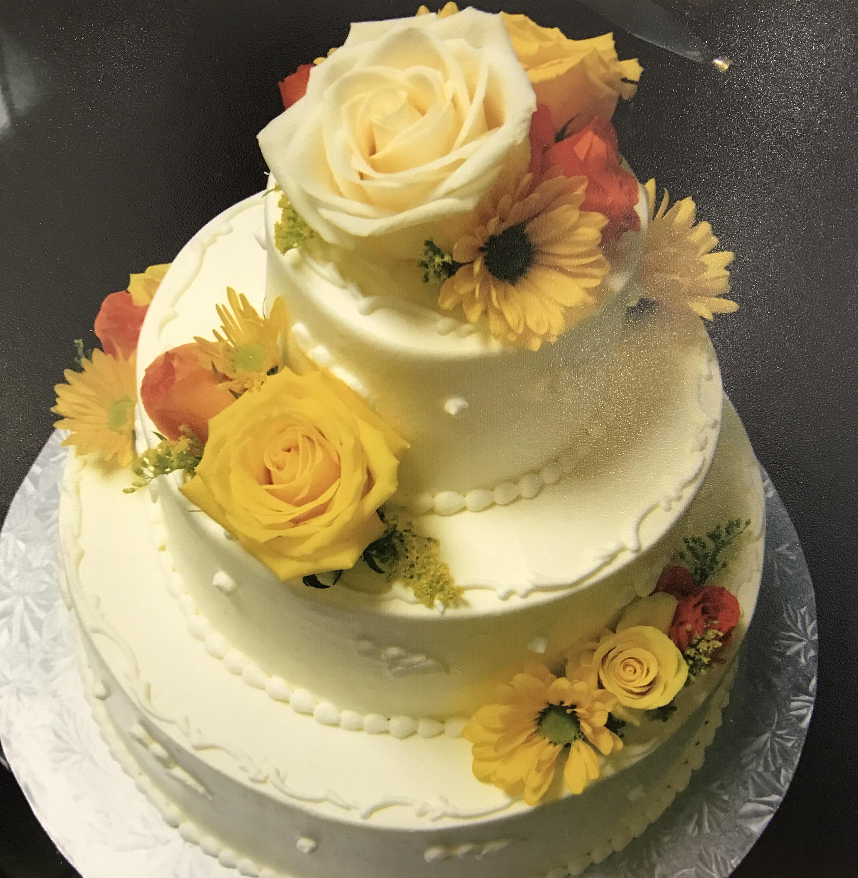 Wedding Cake #32