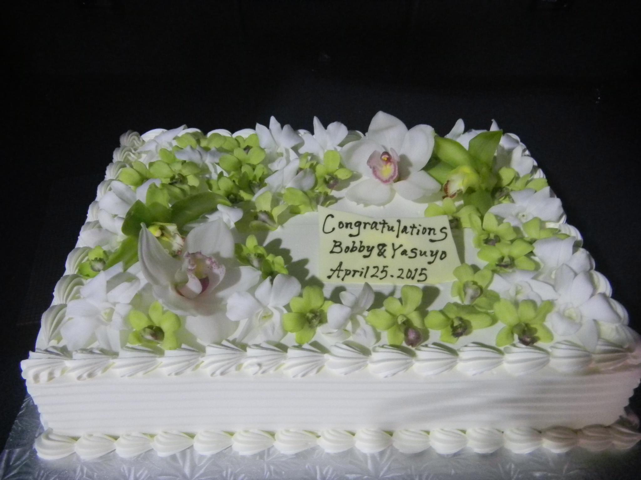 Wedding Cake #38