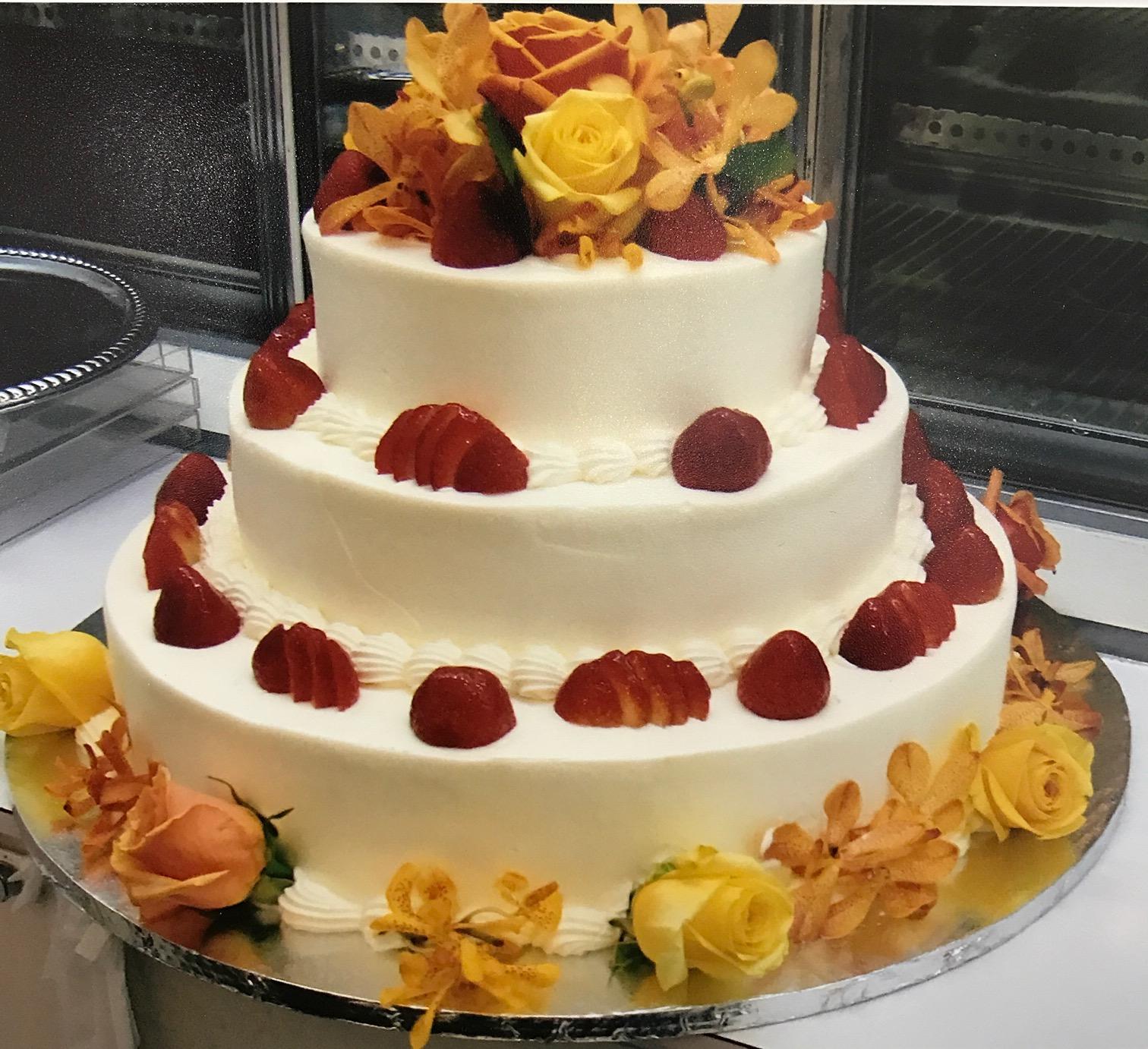Wedding Cake #15