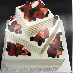 Wedding Cake #3 A