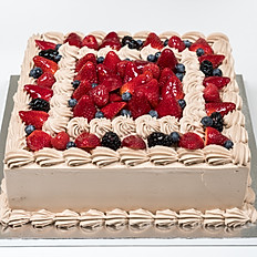 Chocolate Strawberry Shortcake #16