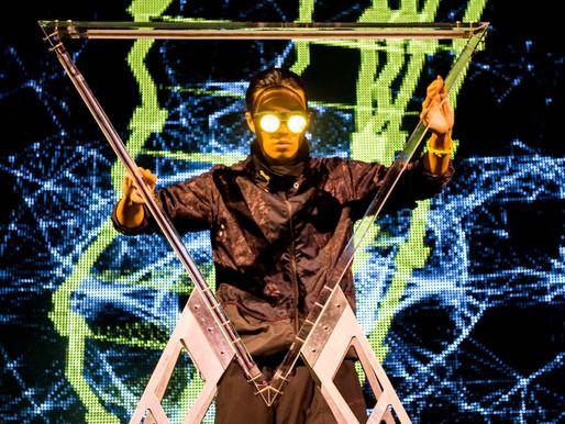 《朱仲賢博士》接受【星島日報】訪問 討論有關推動舞台藝文表演的科技化發展|On Stage 大舞臺