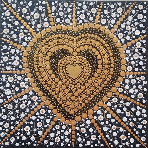 HEART OF GOLD - SOLD