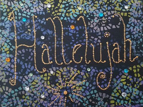 HALLELUJAH - SOLD