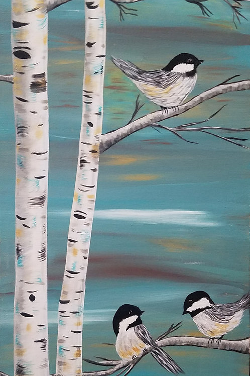 BIRDSONG - SOLD