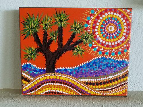 DESERT JOSHUA TREE - SOLD