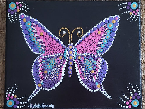 BUTTERFLY DOTS