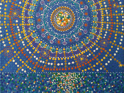 MOON DANCE - Dots - SOLD