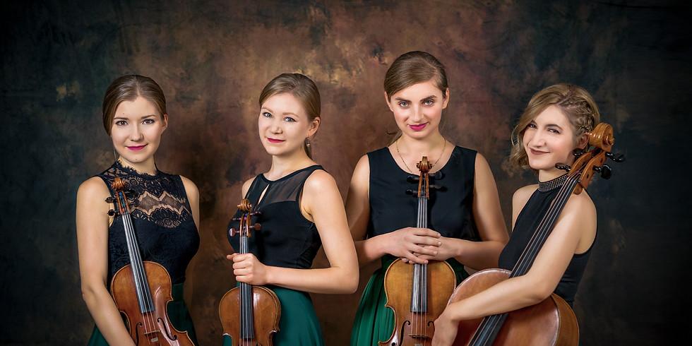 Selini Quartet in Oslo