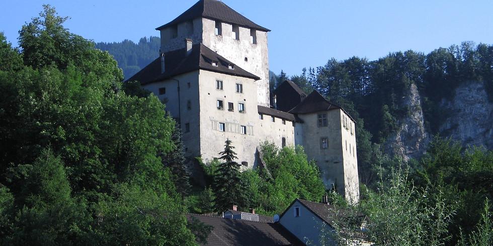 Rittersaal of Schattenburg Castle