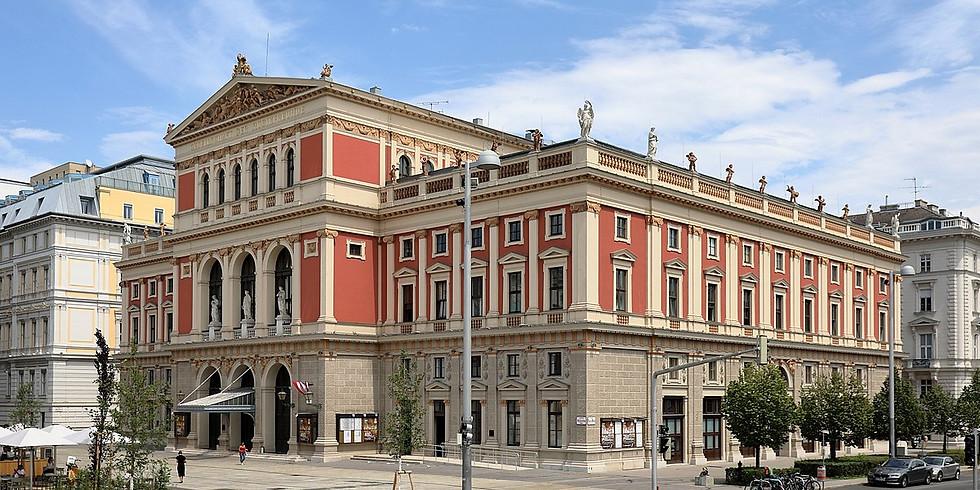 Selini Quartet and Echea Quartet in Musikverein