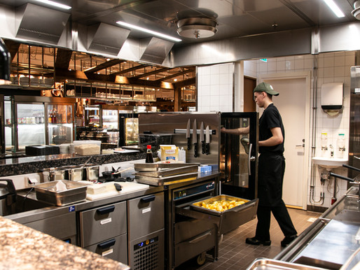 PassThrough combi ovens enhance workflow at MUJI restaurant