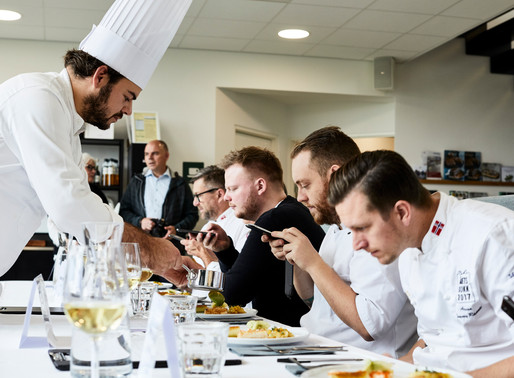 HOUNÖ combi ovens for prestigious Danish Culinary Award