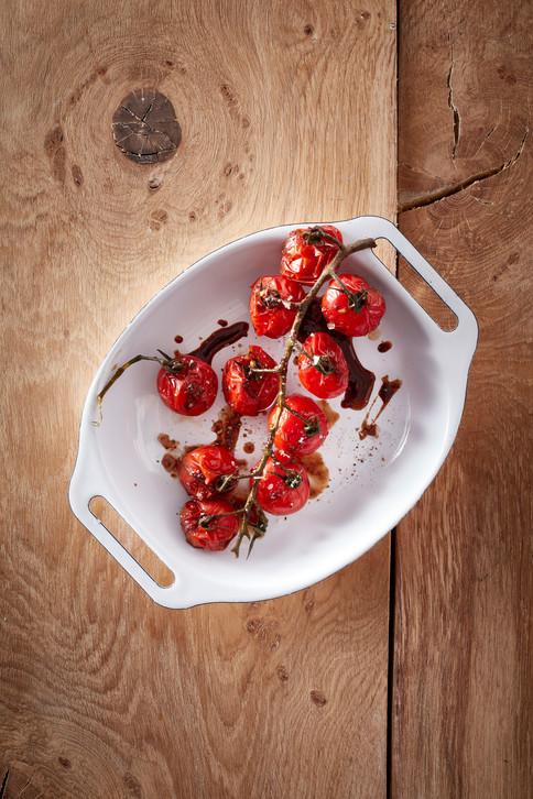Vacuumized Tomatoes