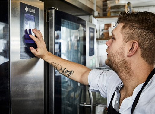 Casper Stuhr Sobczyk – the tenacious chef