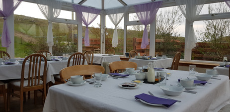 Wild Orchid Dining Room