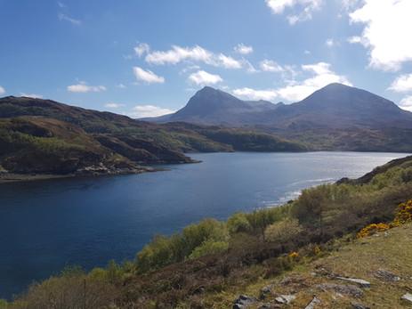 Views from North Coast 500
