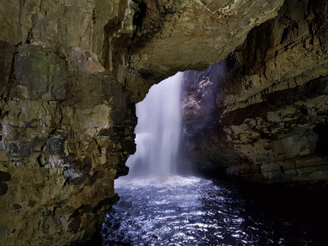 Smoo Caves, Durness
