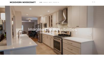 McGovern Woodcraft Website