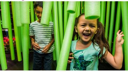 Kids Inspire a Brighter San Antonio at The DoSeum's Tricentennial Exhibit