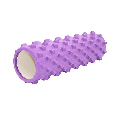 Foam Roller High Density Non Toxic Extra Firm Physical Therapy Pain Relief Deep