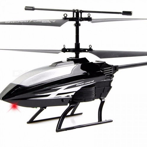 RC Helicopter 2 Channel Mini RC Drone With Crash Resistant RC Toys For Boy Kids