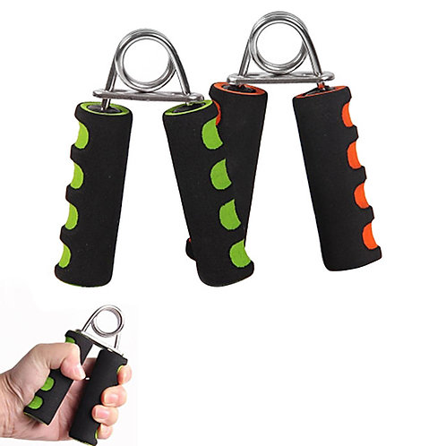 KYLINSPORT Hand Grip Strengthener Workout Durable Soft Foam Strength Trainer Fin