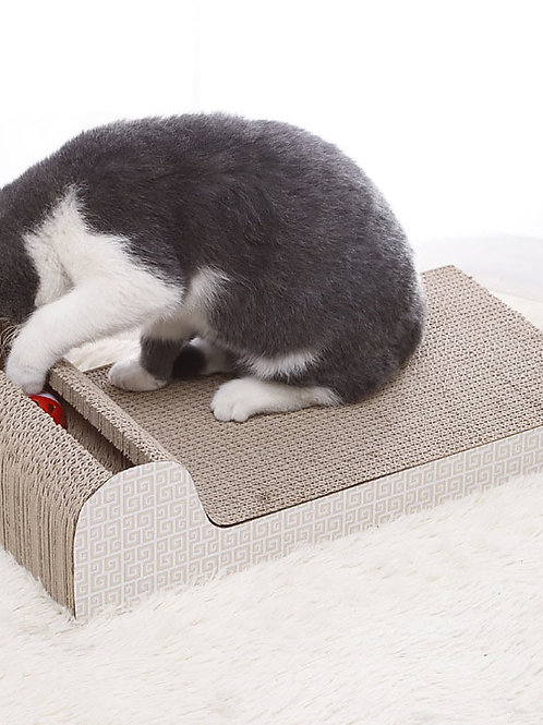 Scratching Board Cat Pet Toy Focus Toy Other Material Gift