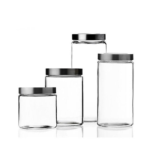 Kitchen Organization Food Storage Glass Easy to Use 1pc
