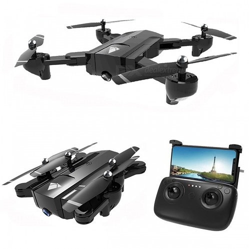 SG900 Wi-Fi FPV Foldable Selfie RC Helicopter Quadcopter Drone with HD 720P Came