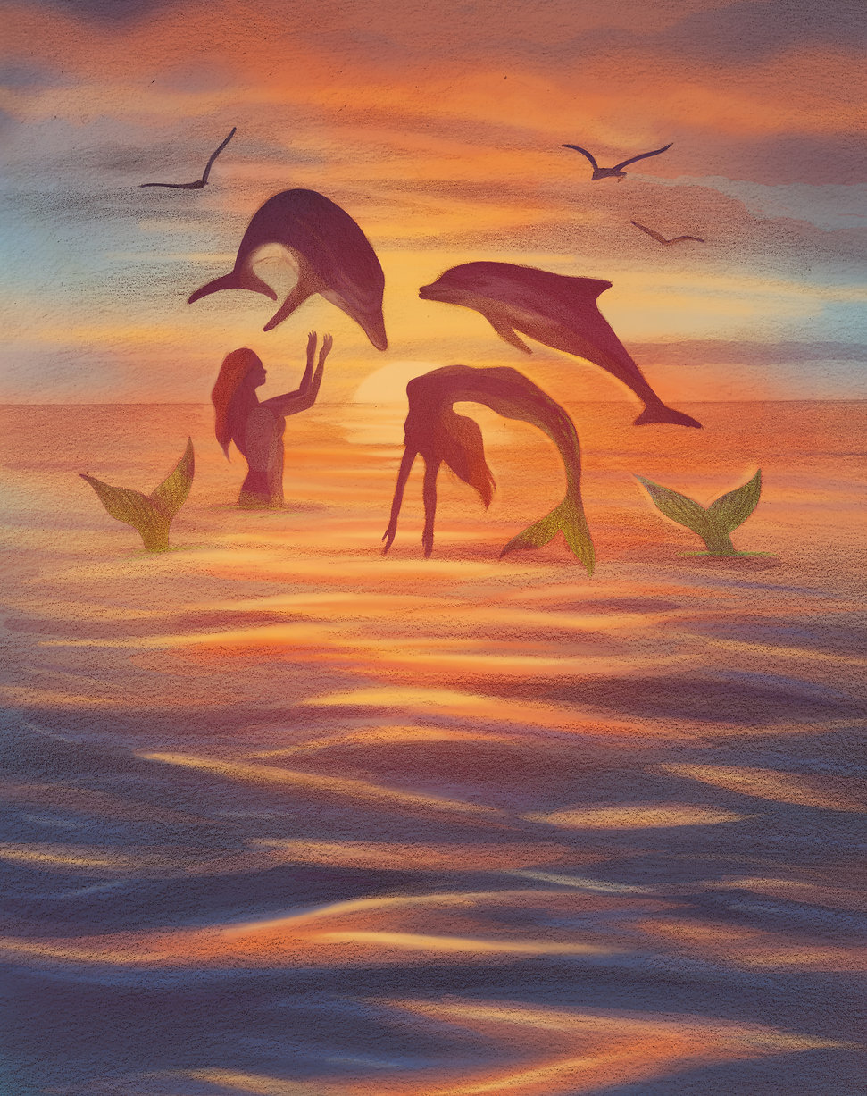 10-Dolphen and Mermaids   playing.jpg