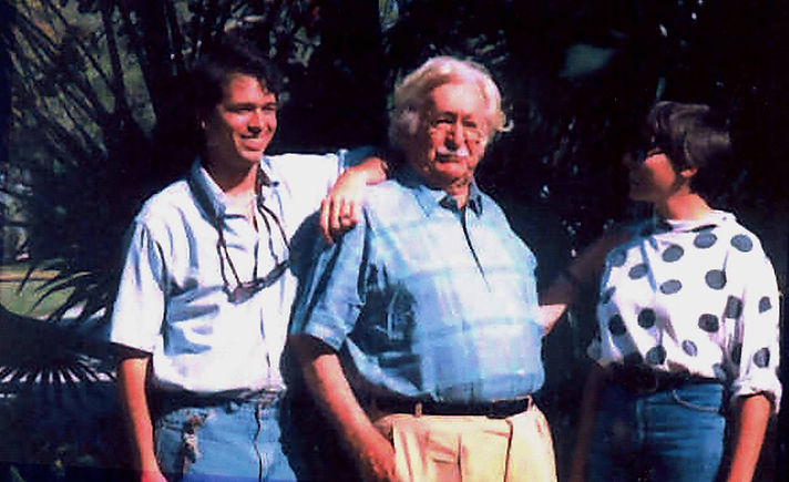 Famous Landscape Architect Roberto Burle Marx