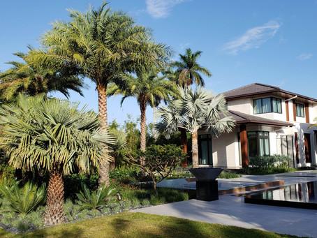 The Garden of Willie and Margarita Fernandez, Miami, Florida