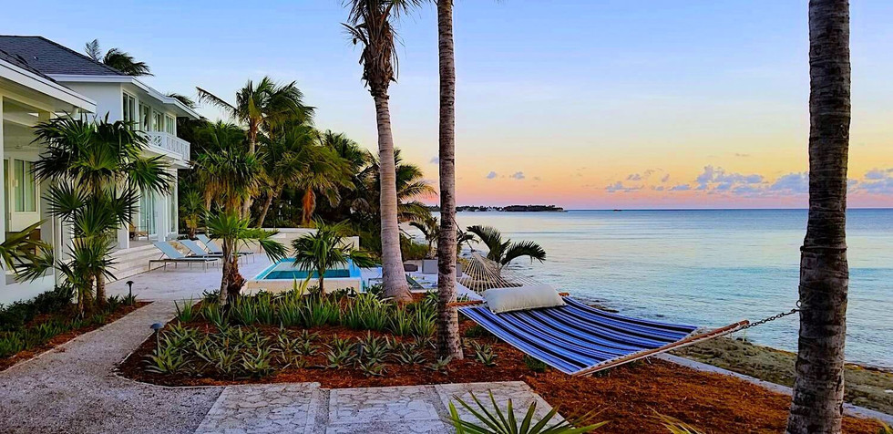 Resort Style Residential Landscape Design
