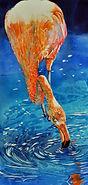 Georgia Watercolor Society Award by artist Marilyn