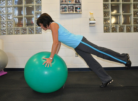 Do you want less back pain, better posture, and whittle the waist?