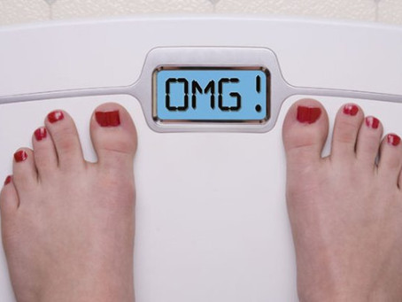 Don't rely on the scale!