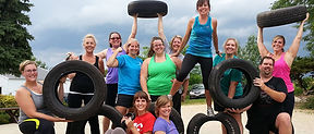 BACKYARD Bootcamp group picture.