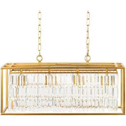 Berino 4 Light 30 inch Chandelier Ceiling Light