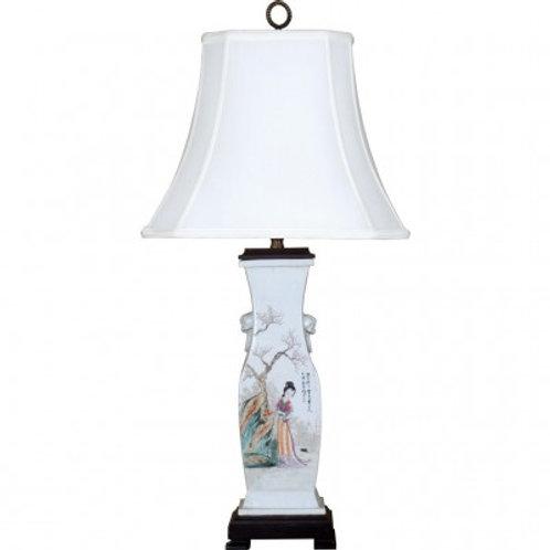 BEAUTY SCENE RECTANGLE LAMP